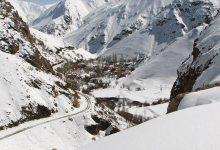 تصویر گردشگری بردسیری و غارنوردی در یخ مراد شمال ایران با پیشینه میلیونی