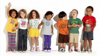 تصویر پوشاک کودکان ما هویت ندارد