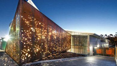 تصویر موزه اسلامی استرالیا با معماری خیرهکننده