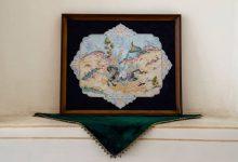 تصویر اصفهان میزبان دومین نمایشگاه گردش مینا برپایه هنرهای شاهنامه