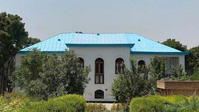 تصویر بازشناسی کاخ امیر سلیمانی