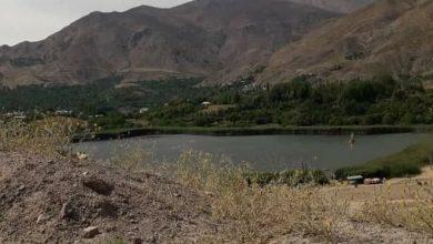 تصویر بازشناسی دریاچه اوان