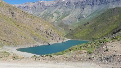 تصویر بازشناسی دریاچه هویر