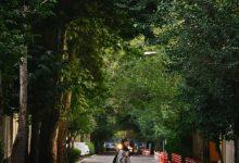 تصویر بازشناسی محله دروس تهران