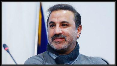 تصویر درگذشت علی سلیمانی