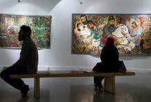 تصویر یاسر موحدفرد: نقاشی قهوهخانهای باید در یونسکو به عنوان سبک هنری ایرانی ثبت شود