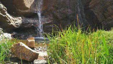 تصویر آبشار لت مال جاذبه گردشگری کوهستانی