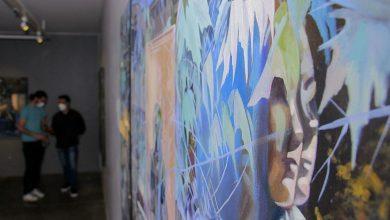 تصویر «شرایط ناپایدارِ» زینب موحد در نگارخانه شیرین